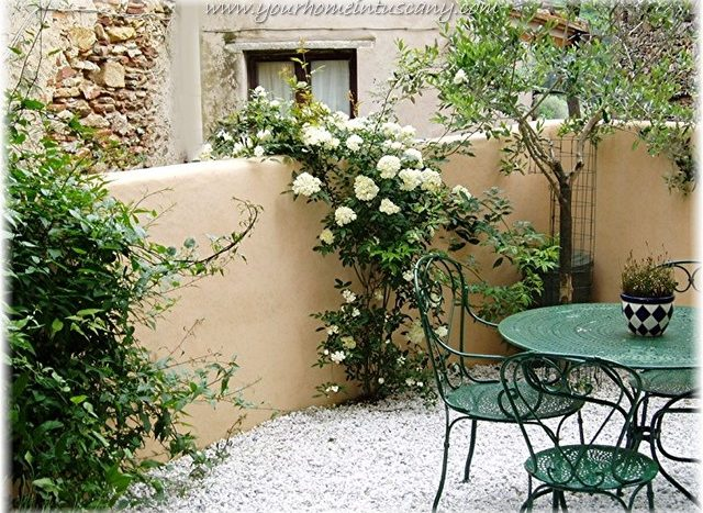 il piccolo giardino