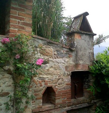 the old bread oven