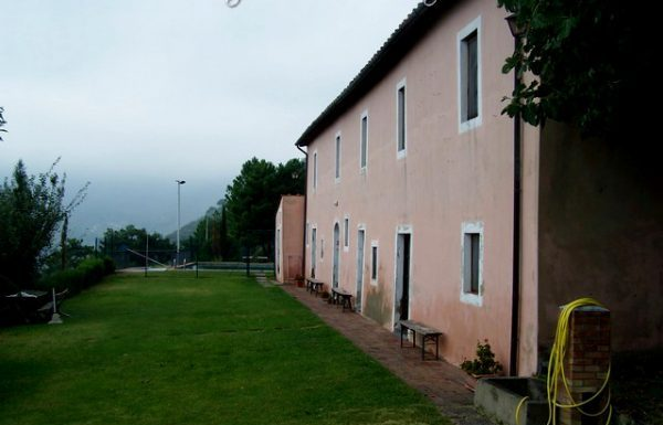 the agriturismo for sal ein calci