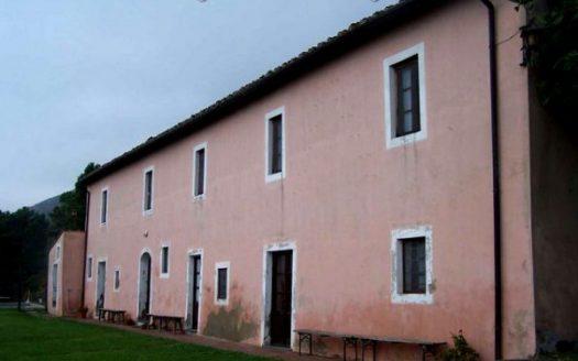 l'antica ex fattoria di Calci