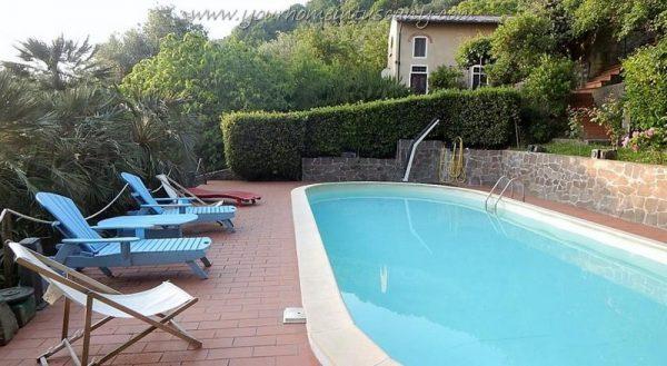 la piscina panoramica
